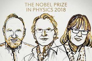Nobel Vật lý 2018: Cộng đồng khoa học thế giới đánh giá cao lĩnh vực nghiên cứu laser