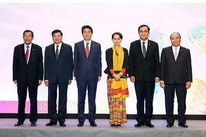 Tạo dấu mốc mới trong cơ chế hợp tác Mekong – Nhật Bản