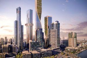 Tòa nhà chọc trời cao nhất Australia có gì đặc biệt?