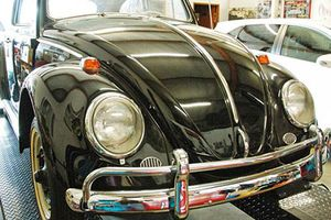 'Con bọ' Volkswagen Beetle 1964 cực hiếm giá 23 tỷ đồng
