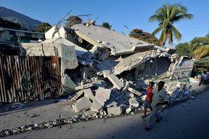 Động đất khiến miền bắc Haiti rung chuyển, ít nhất 11 người thiệt mạng