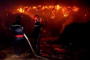 Trong một tuần, cả nước xảy ra hàng chục vụ cháy nghiêm trọng