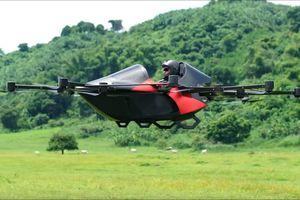 'Koncepto Millenya' – 'xe bay' tương lai của nhà sáng chế Philippines
