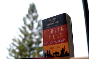 Sách 'giải mã' về sự trỗi dậy thần kỳ của nước Đức