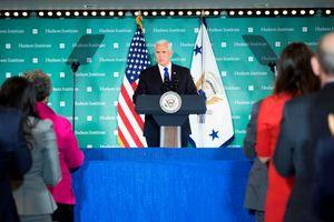 Thông điệp thay đổi quan điểm về Trung Quốc của Mỹ