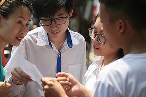Hà Nội sẽ công bố đề thi minh họa vào lớp 10 trong tháng này