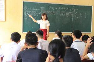 Xôn xao dự thảo phạt tiền giáo viên, Chánh Thanh tra Bộ GD-ĐT nói gì?