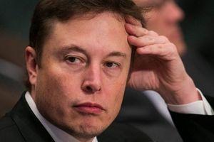 Tỷ phú Elon Musk mất hàng tỷ USD vì 'vạ miệng'