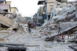 Động đất mạnh ở Haiti, ít nhất 11 người thiệt mạng