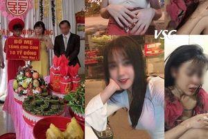 Bố mẹ cầm bảng tặng con 10 tỉ ngày cưới, hot girl Hà Nội bị chồng đánh bầm dập