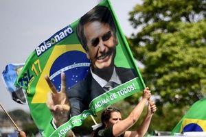 Bầu cử tổng thống Brazil: Các điểm bỏ phiếu bắt đầu mở cửa