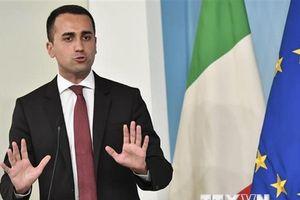 EC tiếp tục đề xuất Italy hạ mục tiêu thâm hụt ngân sách