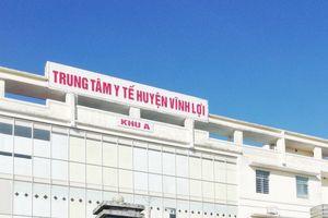 Trung tâm Y tế huyện Vĩnh Lợi, Bạc Liêu chi sai tới hàng trăm triệu đồng