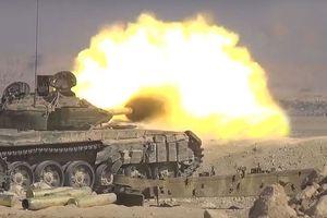 Nga đánh phá ác liệt, quân đội Syria tiến sâu trong chảo lửa Al-Safa