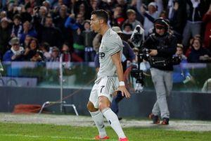 Giữa tâm bão hiếp dâm, Ronaldo tỏa sáng rực rỡ
