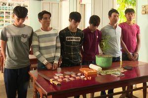 Phát hiện nhiều ma túy trong nhà 'quý bà' ở Phan Thiết