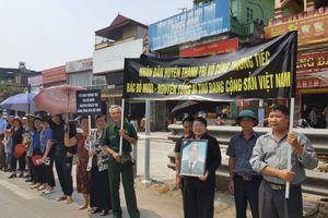 Người dân Thủ đô xúc động đưa tiễn nguyên Tổng Bí thư Đỗ Mười