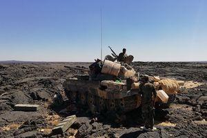 Chiến sự Syria: Quân chính phủ giao tranh ác liệt với IS tại khu vực đồi Al-Safa