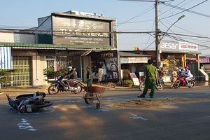Truy tìm ô tô gây tai nạn khiến Trung úy quân đội tử vong ở Đắk Lắk