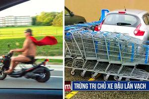 12 bức ảnh hài hước chứng minh: Không phải siêu anh hùng nào cũng mặc áo choàng