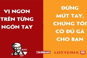 Hài hước những Slogan 'đốp nhau chan chát' của các thương hiệu nổi tiếng trên thế giới