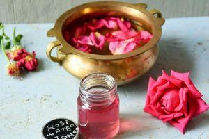7 cách dùng nước hoa hồng để làm đẹp làn da và mái tóc, là phụ nữ tuyệt đối không nên bỏ qua