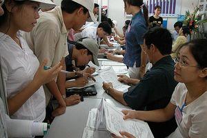 Phiên giao dịch việc làm: Góp phần giảm tỷ lệ thất nghiệp