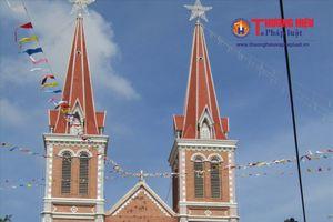 Chiêm ngưỡng nhà thờ đẹp nhất Trà Vinh