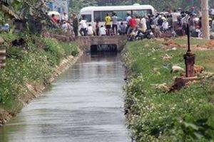 Thanh Hóa: Người đàn ông trốn viện được phát hiện chết ở cống nước