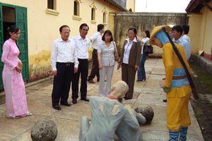 Lập Hồ sơ khoa học đề nghị xếp hạng di tích quốc gia đặc biệt Nhà tù Buôn Ma Thuột