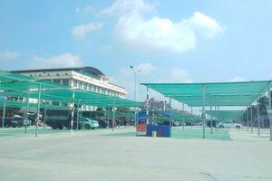 Hiểm họa khôn lường từ bãi trông giữ xe Vĩnh Phát chưa được cấp phép tại chợ Ninh Hiệp?