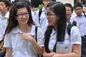 Hà Nội chọn phương án thi 4 môn để tuyển sinh vào lớp 10