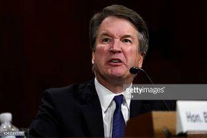 Ông Brett Kavanaugh làm Thẩm phán Tòa án tối cao Mỹ