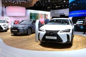 Lexus UX sẵn sàng bán ra tại thị trường châu Âu