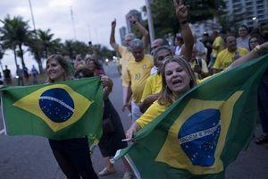 Brazil tiến hành cuộc bầu cử quan trọng, khôi phục niềm tin của người dân