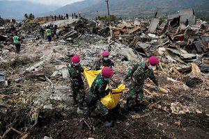 Indonesia ngừng tìm kiếm nạn nhân trận động đất và sóng thần vào 11/10