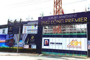'Phù phép' Marina Tower thành Phú Đông Premier, Phú Đông Group thừa nhận chưa xin phép