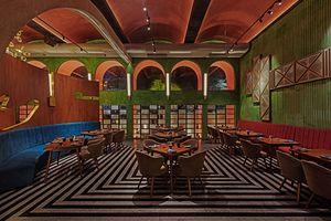 1Q1 Kitchen & Bar: Thiết kế choáng ngợp