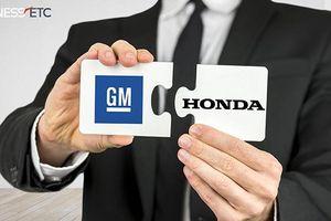 Honda 'bắt tay' GM phát triển dịch vụ đi chung xe tự hành