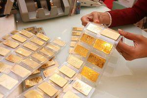Đầu tuần, giá vàng đồng loạt giảm