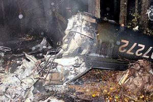 Phi công bị bắn trước khi chiếc máy bay chở công tố viên hàng đầu của Nga đâm xuống đất?