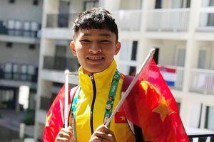 Đánh bại VĐV Thái Lan, Ngô Sơn Đỉnh giành HCV Olympic trẻ 2018