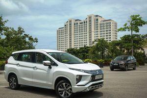 Giá bán Mitsubishi Xpander mới nhất tháng 10