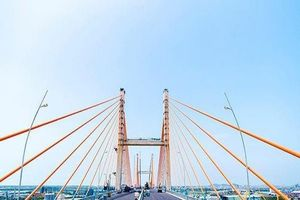 Cầu Bạch Đằng dự kiến áp dụng 5 mức thu phí
