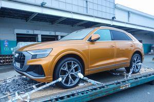 Audi Q8 2019 xuất hiện tại Việt Nam