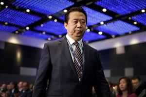 Trung Quốc xác nhận cựu giám đốc Interpol mất tích bị điều tra tham nhũng