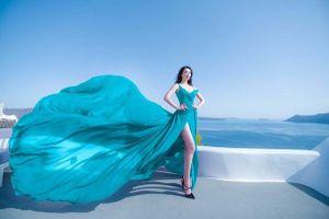 Hoa hậu Riyo Mori trở lại Việt Nam lần thứ 4 và nói về giấc mơ của những cô gái