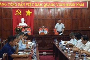 Thanh tra trách nhiệm Chủ tịch UBND tỉnh Bình Phước