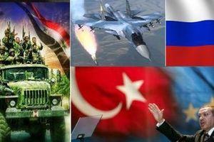 Thổ Nhĩ Kỹ qua mặt Nga dùng kế hiểm đối với Syria?