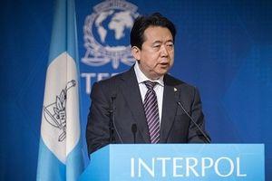 Trung Quốc bắt cựu Chủ tịch Interpol để điều tra tham nhũng